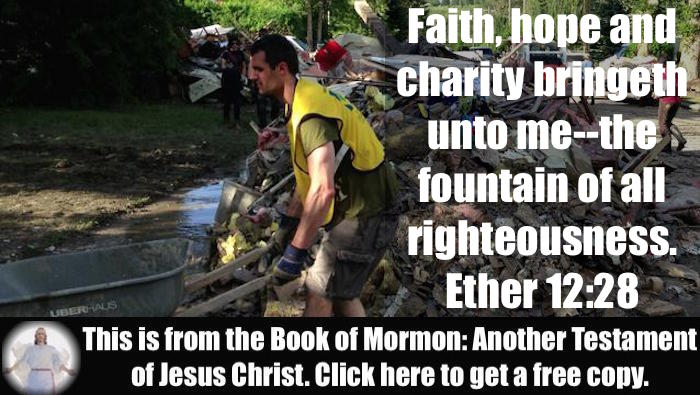 Nine Scripture Verses about Charity!!