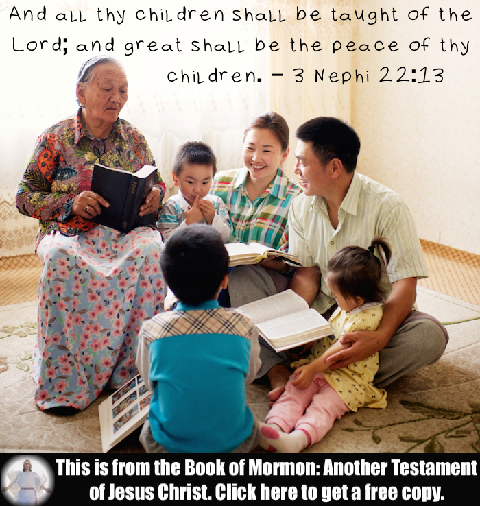 Six Scripture Verses about Children!!