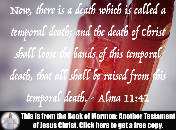 Six Scripture Verses about the Death of Jesus Christ!!