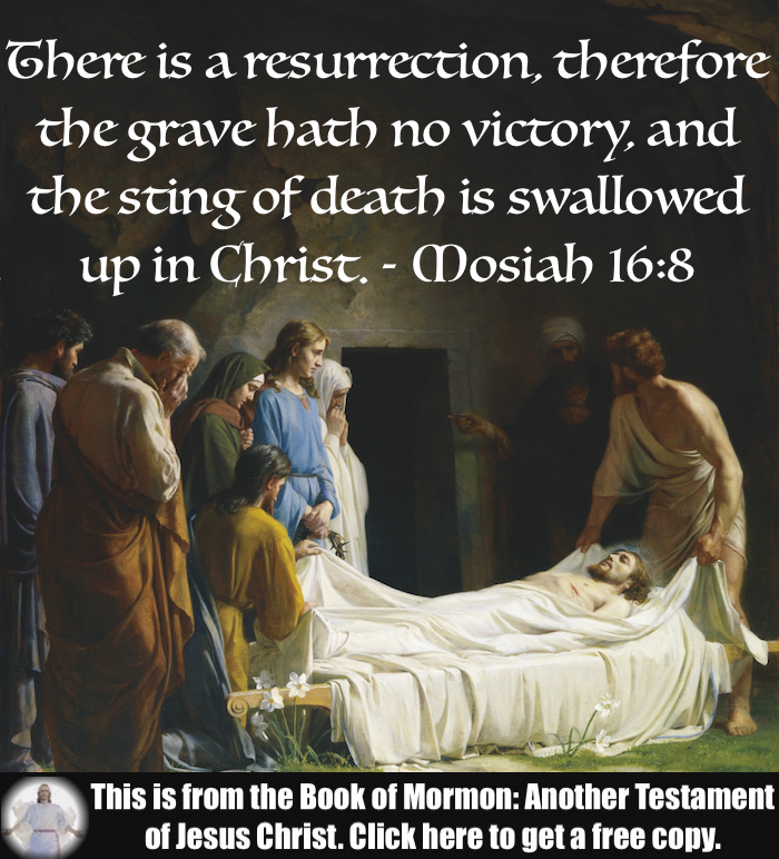 Seven Scripture Verses about the Death of Jesus Christ!!