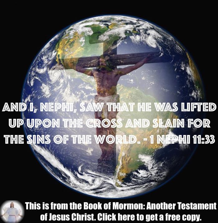 Seven Scripture Verses about the Death of Jesus Christ!!