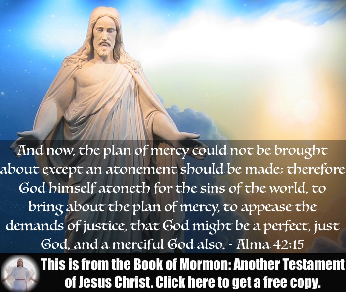 Six Scripture Verses about the Mission of Jesus Christ!!