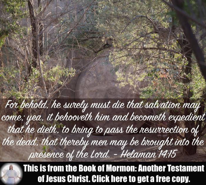 Seven Scripture Verses about the Resurrection!!