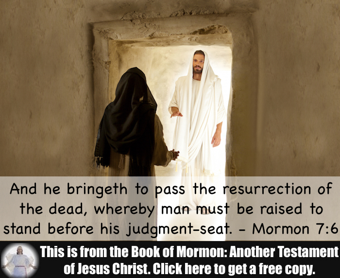 Seven Scripture Verses about the Resurrection!!